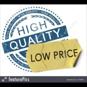 Quality Items at Great Prices!!